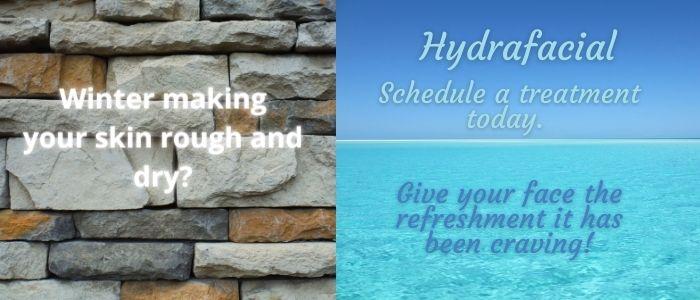 Schedule a Hydrafacial