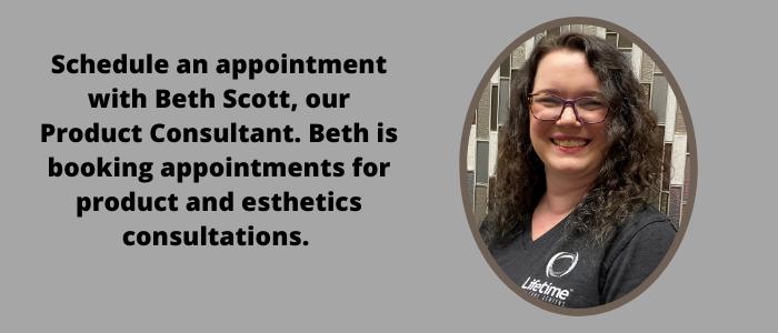 Beth Scott Product Consultant